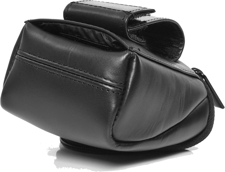 Photo Intercept L Leder Camera Case Set with Portable Tripod with Tripod Bag