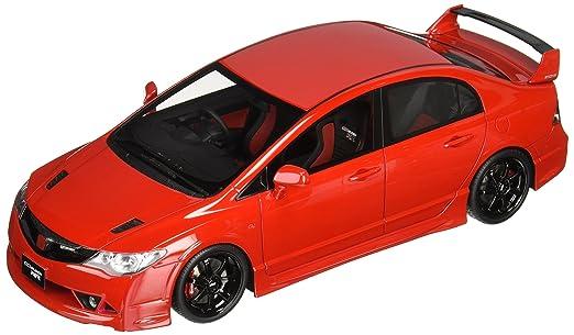 FD2 無限RR レッド シビック ホンダ onemodel 1//18 Honda Civic FD2 Mugen RR Red