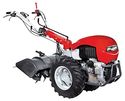 POWERPAC mak17 – einachser fresado Buzón 80 cm motoazada gartenfräse Motor Fresadora Lomba rdini Diesel 12