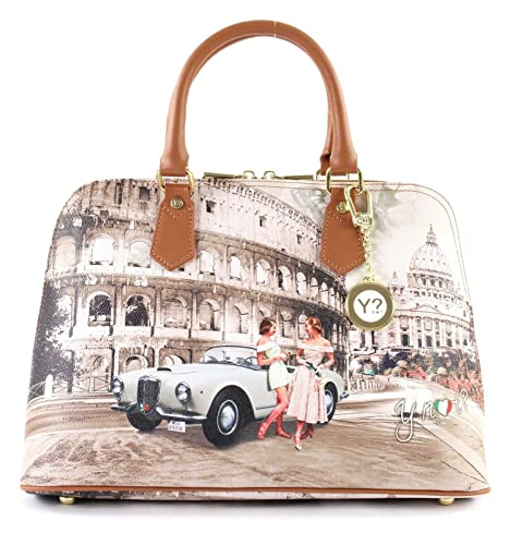 e5355ddde5 BORSA DONNA Y NOT? BUGATTI BAG LIFE IN ROME YES BAG J-325: Amazon.it: Scarpe  e borse