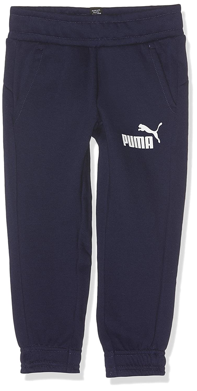 Puma Ess Logo FL Cl B Pantaloni Unisex Bambini