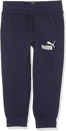 PUMA ESS Logo Sweat Pants FL Cl B - Pantalones Niños