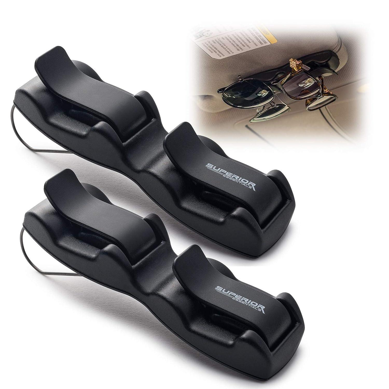 Amazon.com: Superior Essentials - Clip doble para gafas de ...