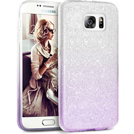 11 opinioni per Cover Samsung Galaxy S7, Custodia telefonica TheBlingZ.® Sparkle Premium Hybrid