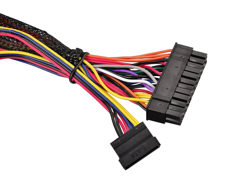 250w Dc Atx 12v Mini Itx Power Supply Pico Atom Htpc Psu Wiring Diagram Car Auto Pc Supplies Computers Accessories