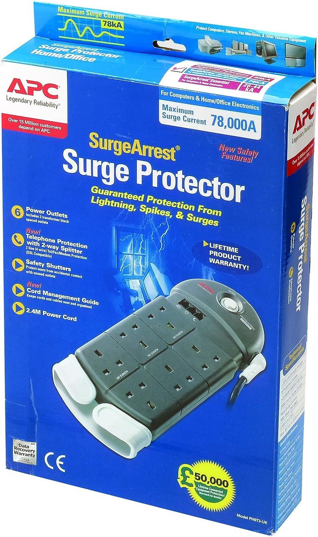 Surge Suppressor 100240 POWER SENTRY