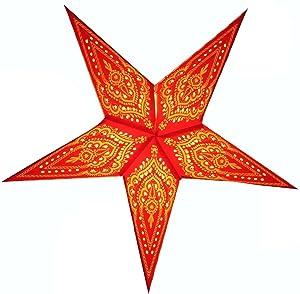 Sternlampen - Adorno copa del árbol de navidad, casquillo E27
