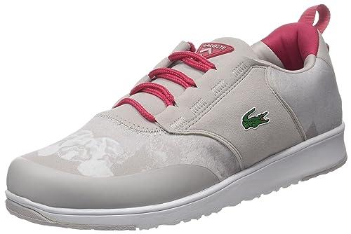 Lacoste L.Ight 317 1, Entrenadores Bajos para Mujer: Amazon.es: Zapatos y complementos