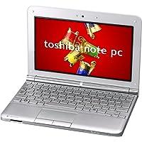 TOSHIBA dynabook UX/23K ネットブックPC windows7搭載 10.1型ワイド PAUX23KNUWH