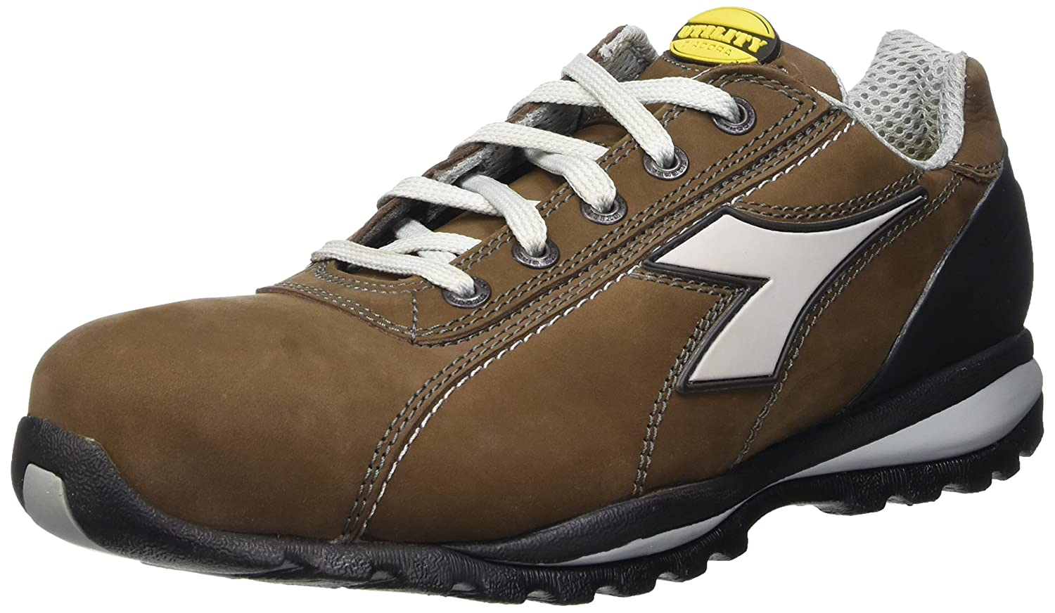 Diadora Mixte Glove II Low Scuro) S3 HRO, (Marrone Chaussures de Sécurité Mixte Adulte Marron (Marrone Scuro) cd59871 - automaticcouplings.space