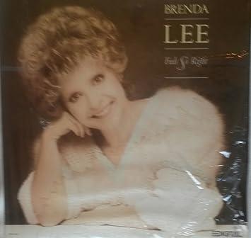 Brenda Lee: Feels so Right ~ MCA Records MCA-5626 ~ Saw Cut - 33 5 minutes