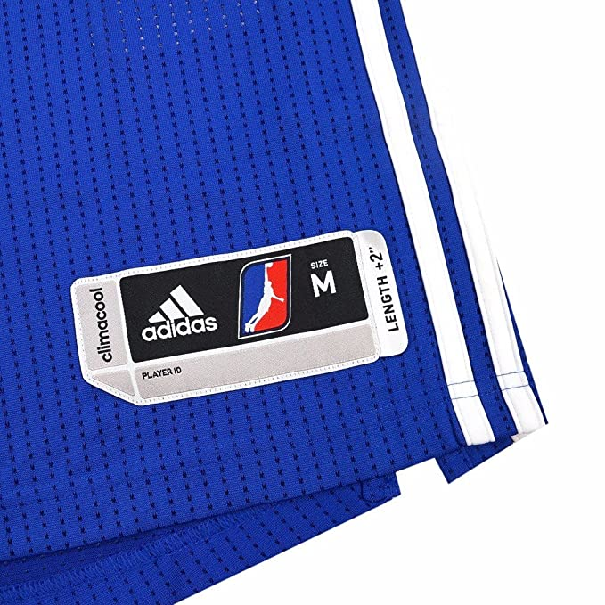 921bbd32b73a Amazon.com   adidas Westchester Knicks NBADL Blue NBA D-League Authentic On-Court  Team Issued Pro Cut Jersey Jersey Men   Sports   Outdoors
