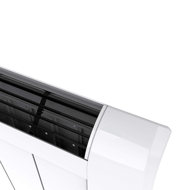 Pantalla LED 1200 W 3 Modos de funcionamiento Temporizador 8 elementos Cecotec Emisor T/érmico Ready Warm 1800 Thermal Mando a Distancia