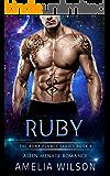 Ruby: Alien Menage Romance (The Adna Planet Series Book 3)