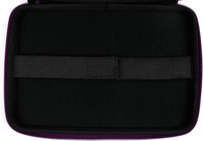 Duragadget Hartschalentasche f/ür Vtech Storio Max XL 2.0 Kinder-Tablet blau oder rosa 3480-194622 wasserfest