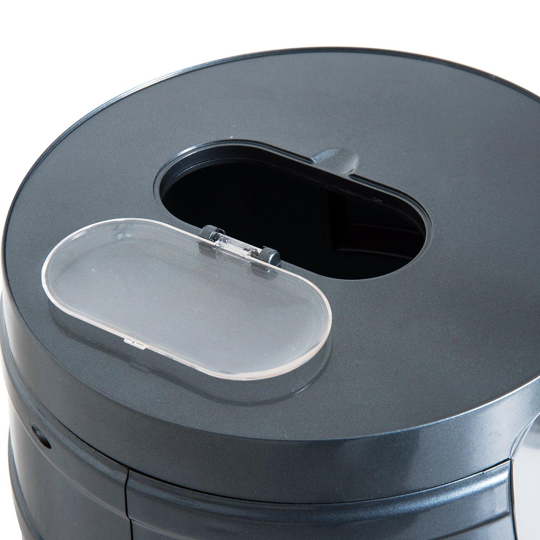 HOMCOM 5 Liter Mini Kegerator Beer Cooler Dispenser Portable -Black by HOMCOM (Image #7)