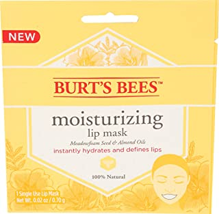 product image for Burt's Bees Moisturizing Lip Mask for Women, 0.02 Ounce