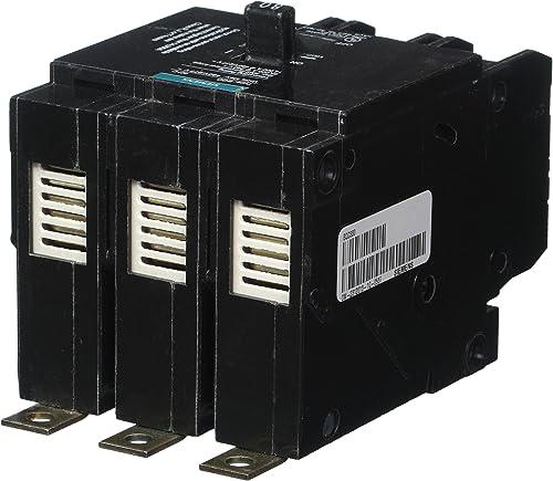 Siemens BQD380 80-Amp Three Pole 480Y 277V AC 14KAIC Bolt in Breaker