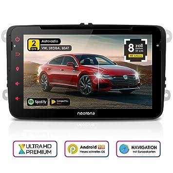 Auto Radio Android neotone WRX de 980 a para VW/Skoda/Seat, GPS ...