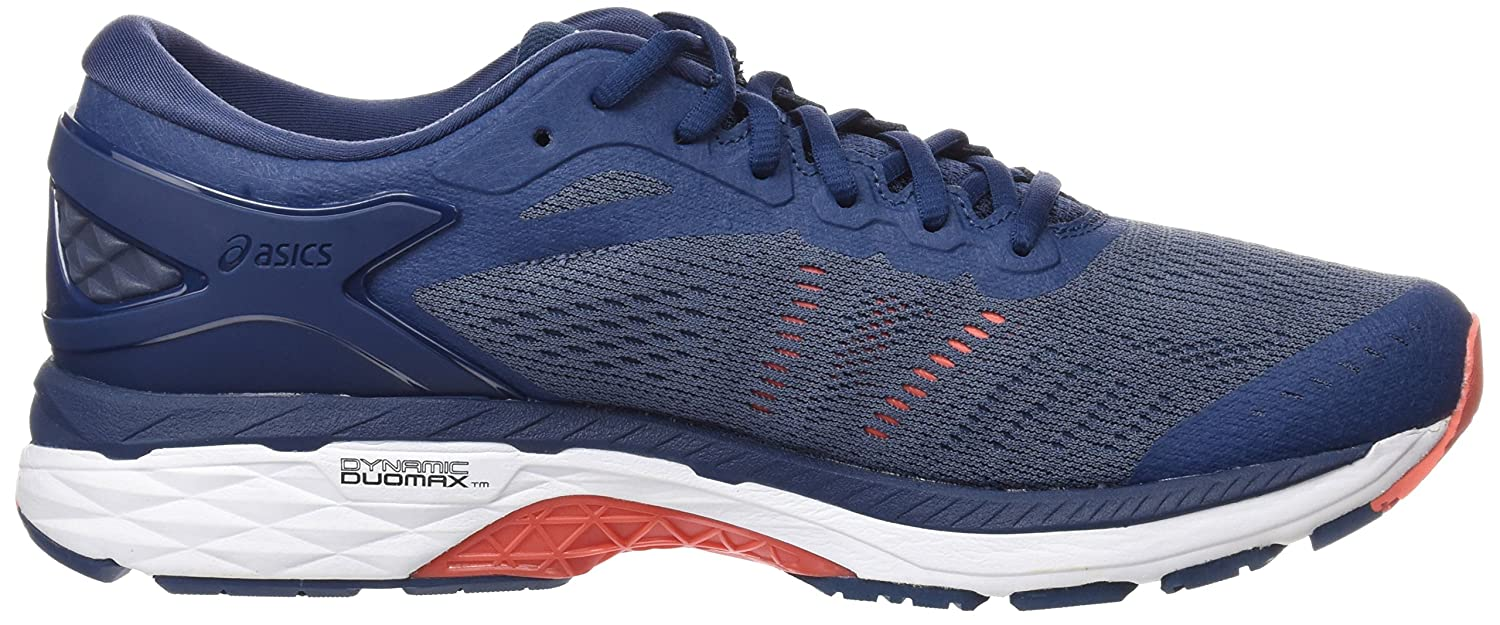 Amazon.com | ASICS Mens Gel-Kayano 24 Running Shoe, 9.5, Blue | Fashion Sneakers