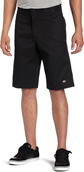 31 Dickies Mens 13 Inch Loose Fit Multi-Pocket Work Short Charcoal