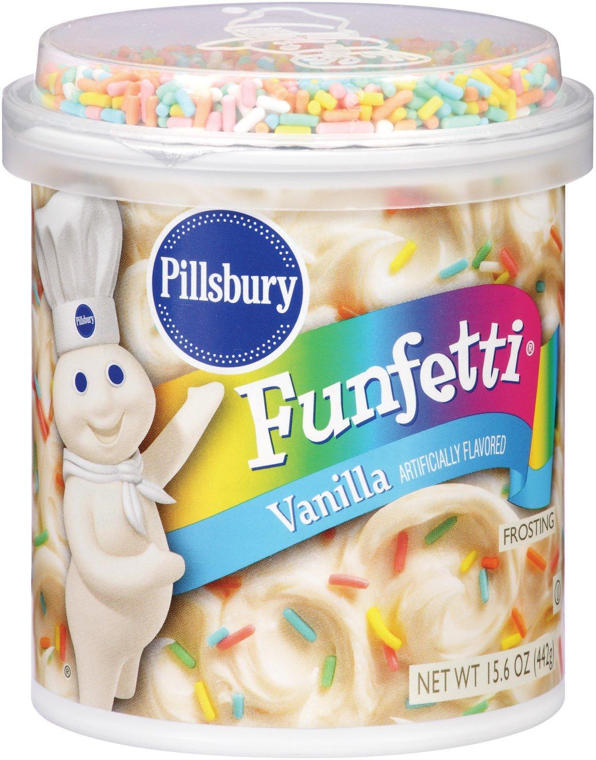 Pillsbury Frosting 15.6 OZ (Pack of 24)