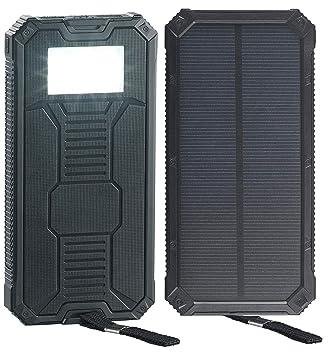 reVolt Cargador solar para teléfono móvil: Solar de Power ...