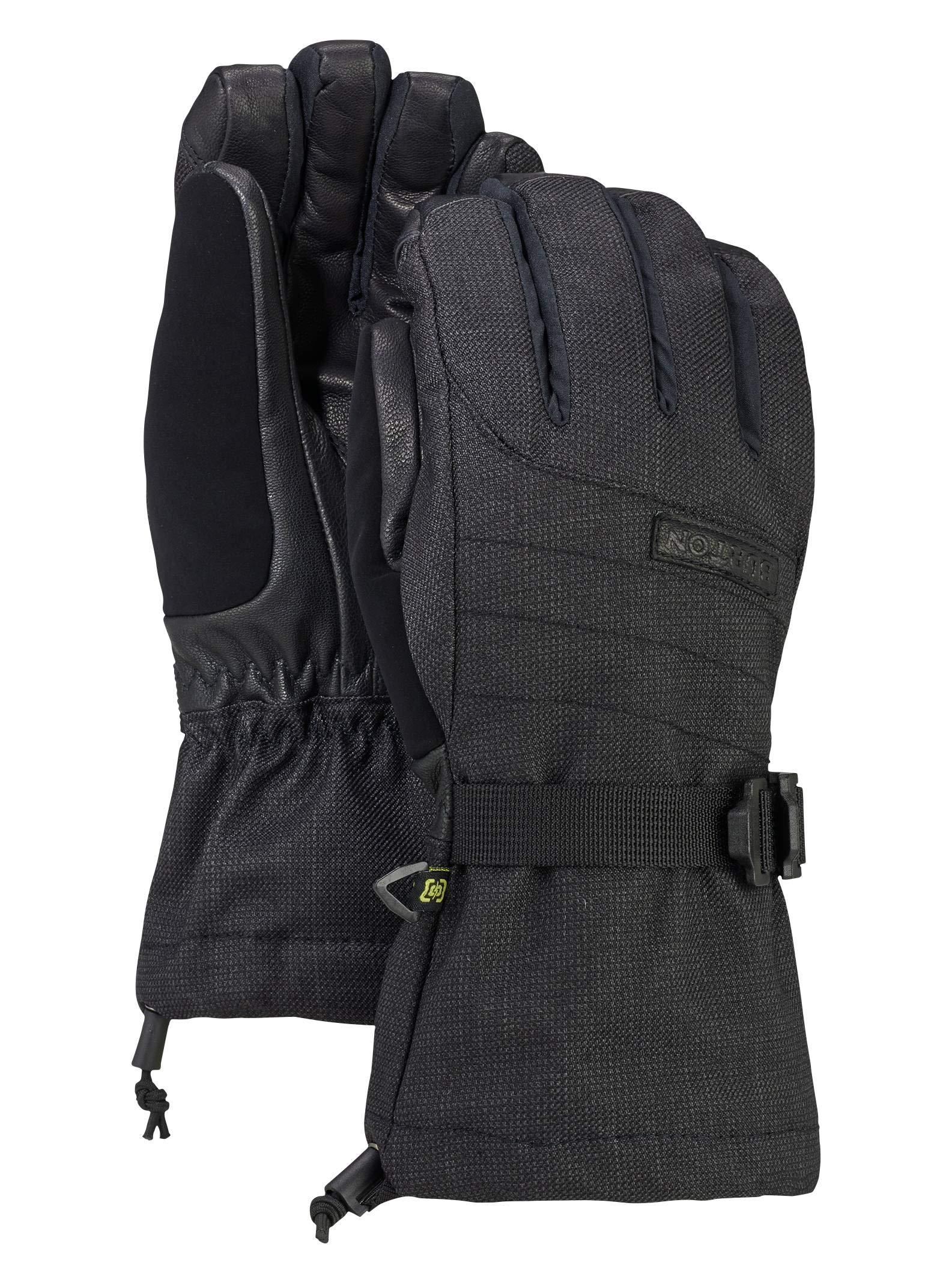 Burton Women's Deluxe Gore-Tex Glove Gloves, True Black, X-Small