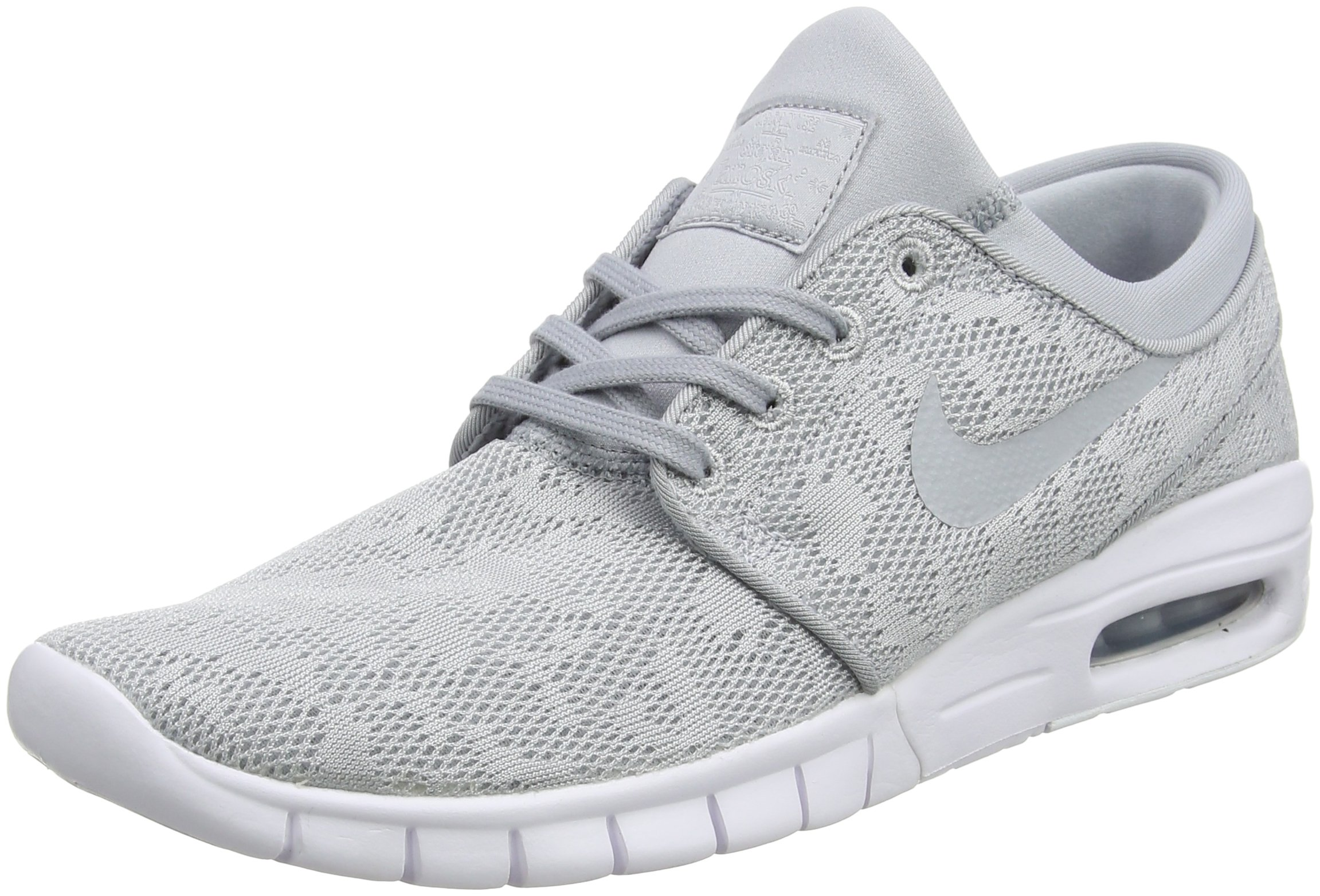 cheap for discount c6036 fce4f Galleon - Nike Men s Stefan Janoski Max Wolf Grey Wolf GreySneakers - 8 D(M)  US
