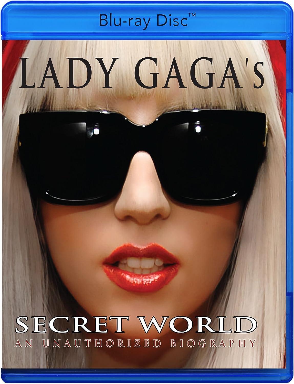 Lady Gaga's Secret World [Blu-ray]