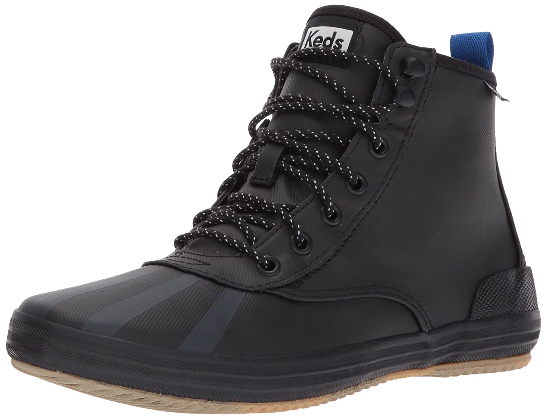 Keds Scout Splash Wx, Chukka Boots Keds 12206 Splash Femme Schwarz (Black) 196df5c - digitalweb.space