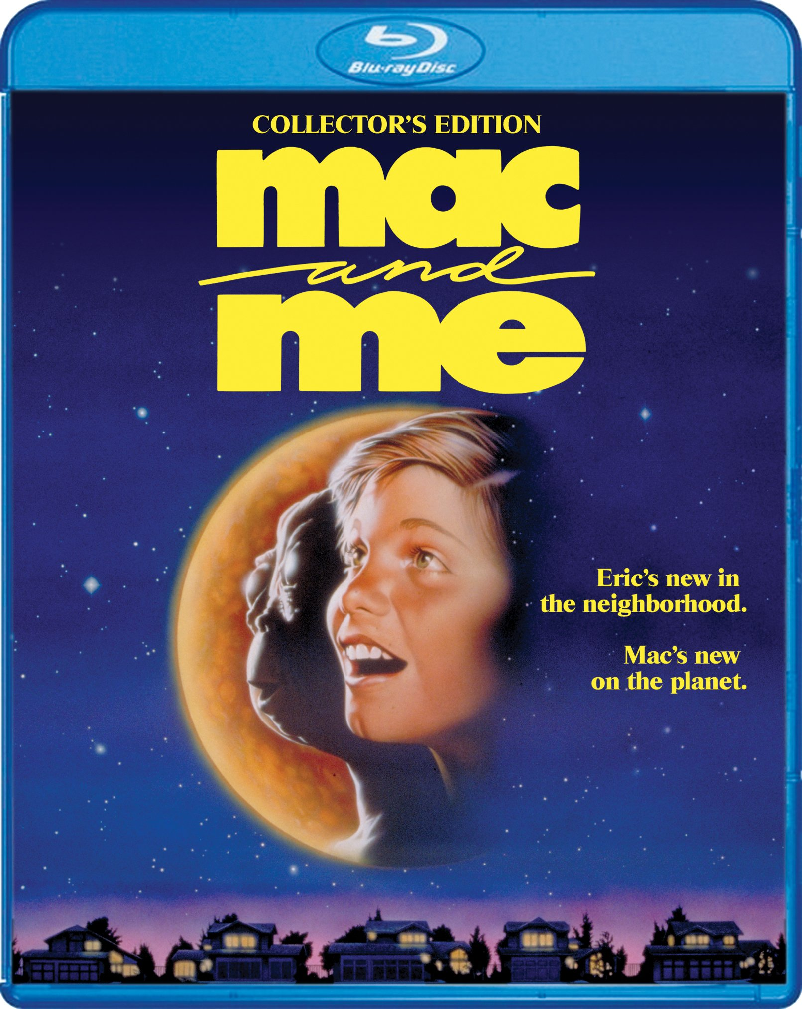 Blu-ray : Mac And Me (collector's Edition) (Collector's Edition)