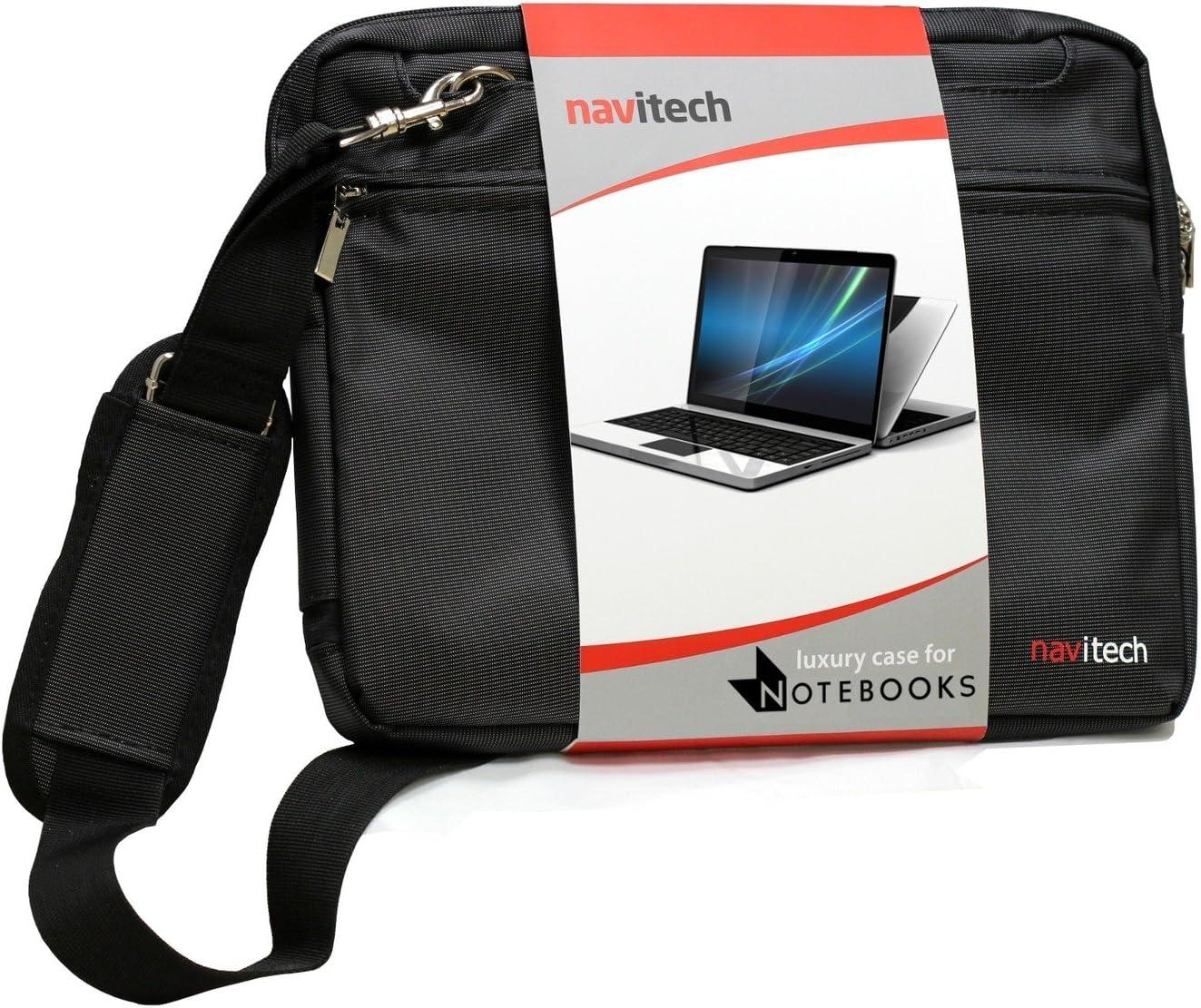 'Navitech–Maletín para portátil negro Black bf Lenovo IdeaPad 100s Laptop