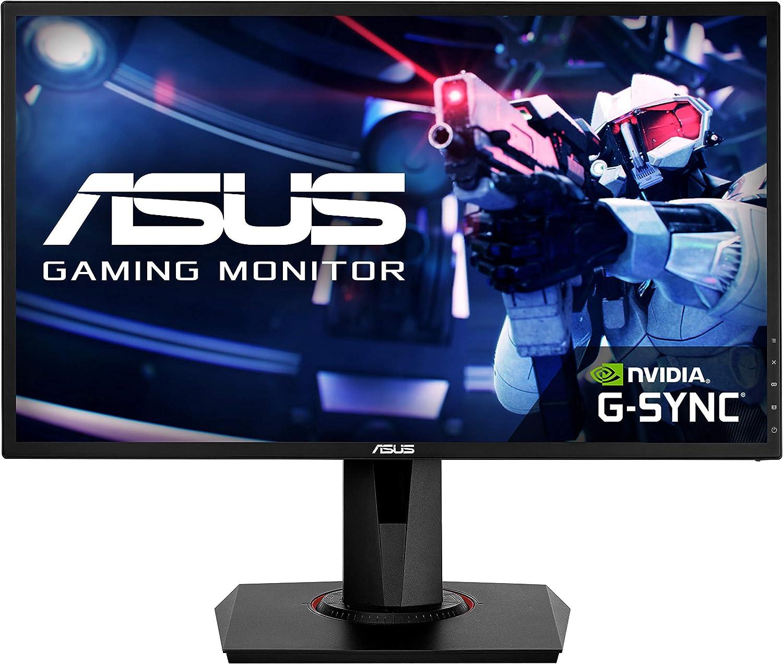 ASUS VG27VQ - Monitor de Gaming Curvo de 27