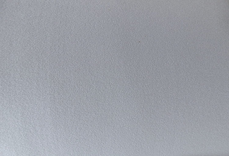 Light Grey 2075 5 Yards Automotive Headliner Fabric Foam Backed