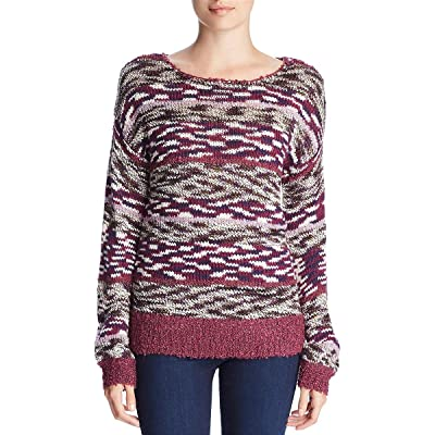 Cupio Womens Knit Long Sleeves Sweater at Women's Clothing store