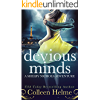 Devious Minds: A Shelby Nichols Mystery Adventure (Shelby Nichols Adventure Series Book 8)