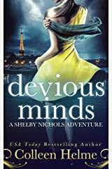 Devious Minds: A Paranormal Women's Fiction Novel (Shelby Nichols Adventure Series Book 8) Kindle Edition