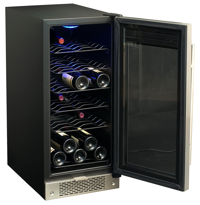 amazoncom spt under counter cooler 32 bottles appliances - Under Counter Wine Fridge