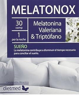 DietMed Melatonox - 30 Cápsulas