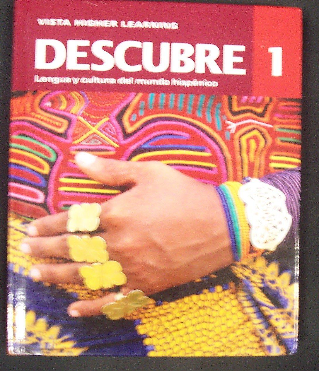 Read Online Descubre Level 1 - 2014 Edition - Student Edition ebook