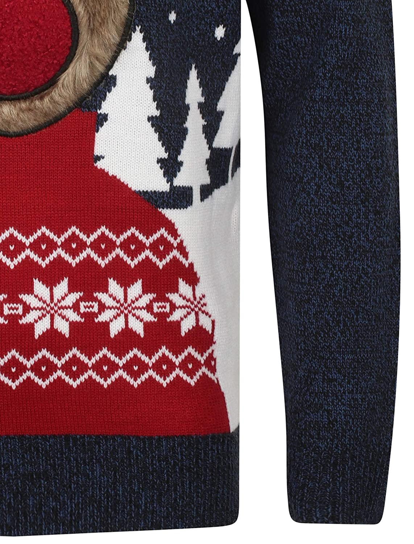 Seasons Greetings Mens Christmas//Xmas Jumper