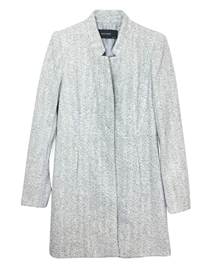 2d24188a Zara Women's Inverted Lapel Frock Coat 7988/876: Amazon.co.uk: Clothing