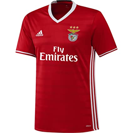 new york 83ae9 87af3 adidas Benfica Home Jersey 2016/2017