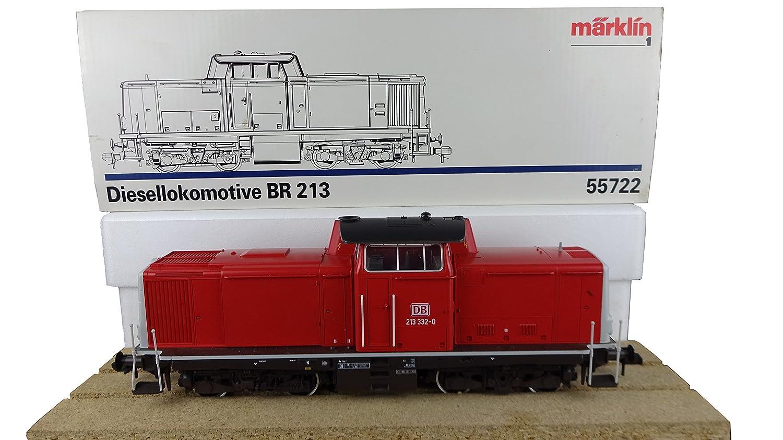 55722 Märklin Diesellokomotive BR 213 Spur 1