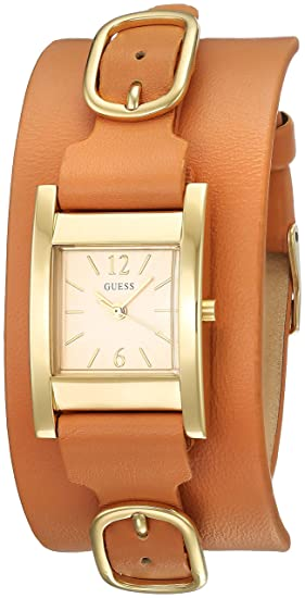 39875cdb56 Buy Guess Analog Champagne Dial Women s Watch-W1137L2 Online at Low ...
