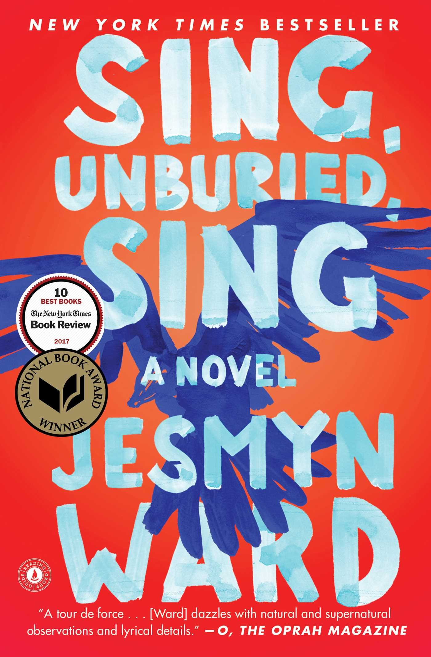 Sing Unburied Novel Jesmyn Ward product image