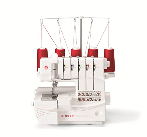 Best Singer Serger for Professionals: SINGER 14T968DC Review