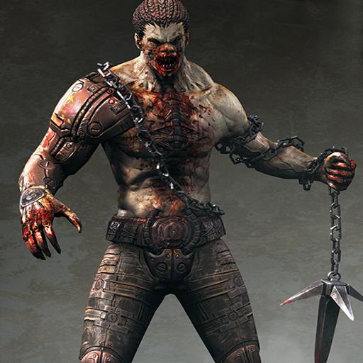 Zombie Hunter - Z War Zombie