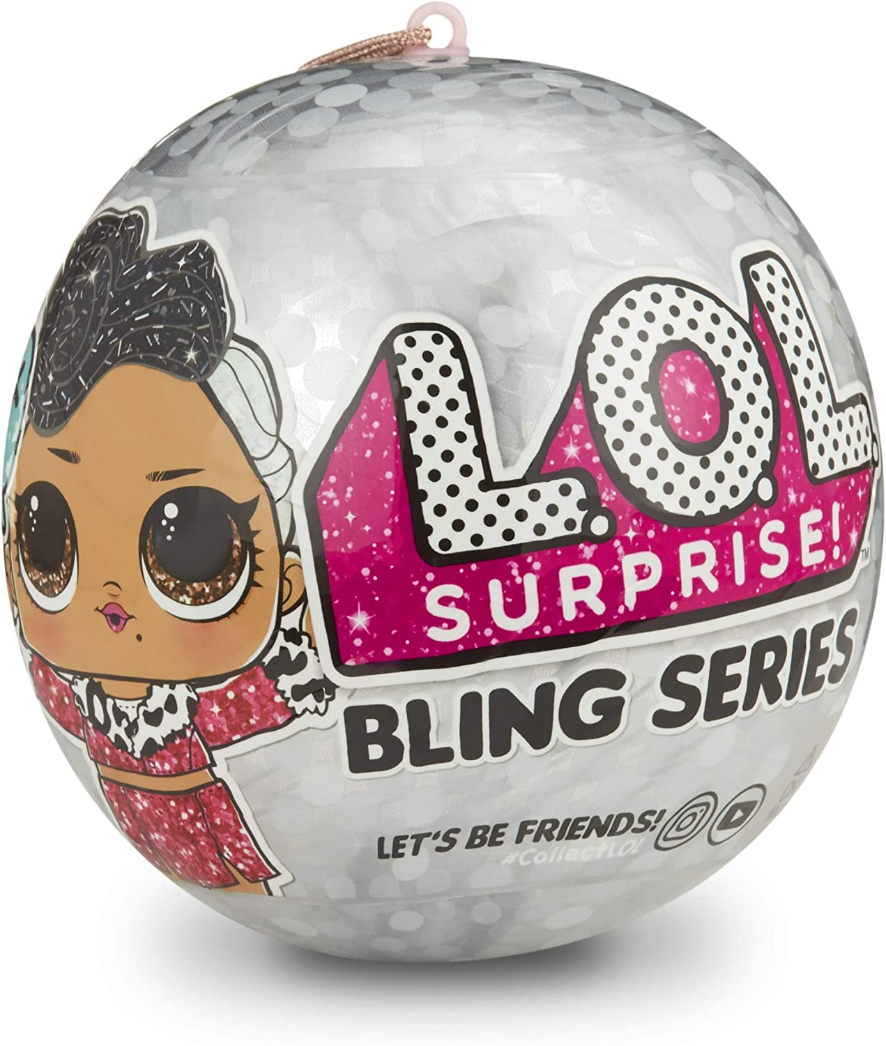 Series 1 Authentic LOL Little Outrageous Littles Doll Surprise Ball SEALED